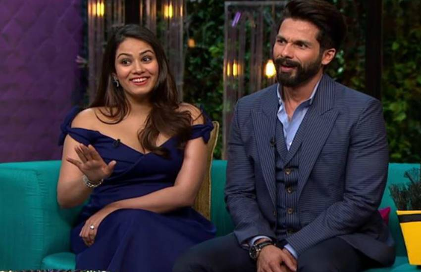 Mira-Rajput, Shahid Kapoor, Mira Rajput Opens On Their Car Sex, Sex-Life-On Koffe With Karan Show