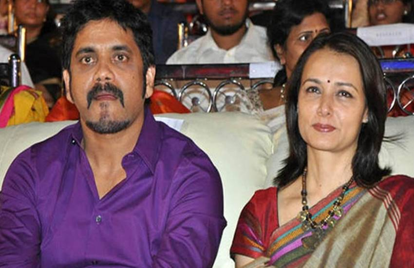 Actor Akkineni Nagarjuna, South Indian Suprstar Actor Akkineni Nagarjuna