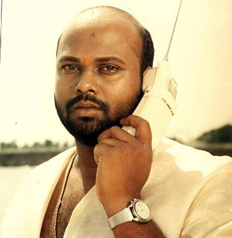 Rami Reddy in film ANKUSHAM